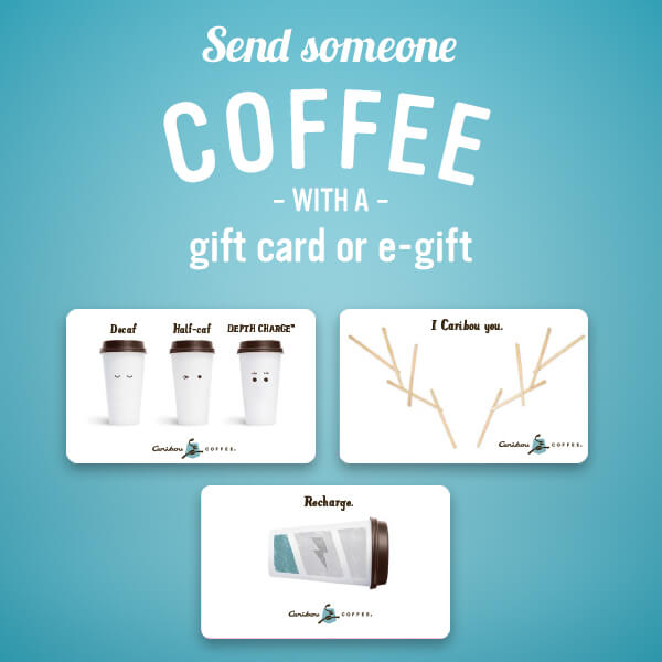 Send someone a gift card