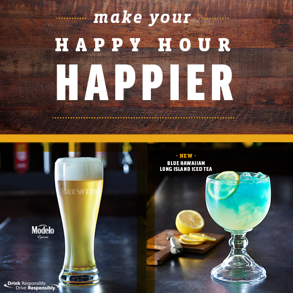 Make your happy hour happier