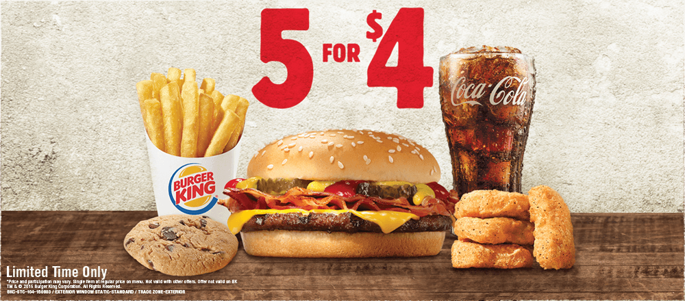 Burger King® at 646 Fair View Road, Simpsonville, South